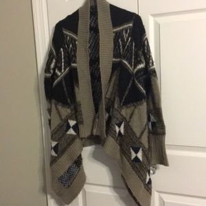 Jack by BB Dakota Aztec Sweater